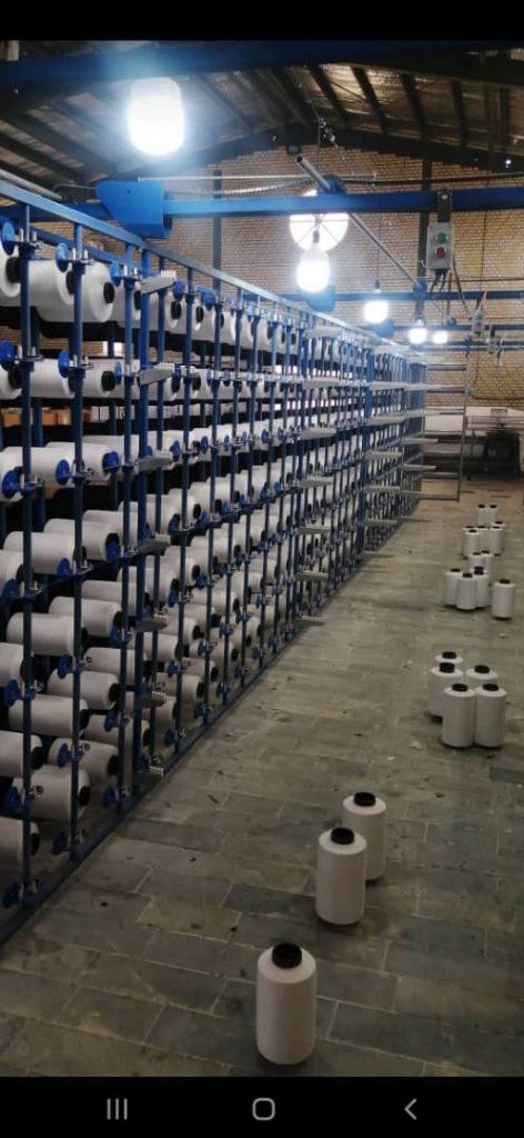 تولید و فروش انواع پارچه بنگال اسپان و پنبه